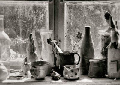 Am Fensterbrett - Wabi-Sabi