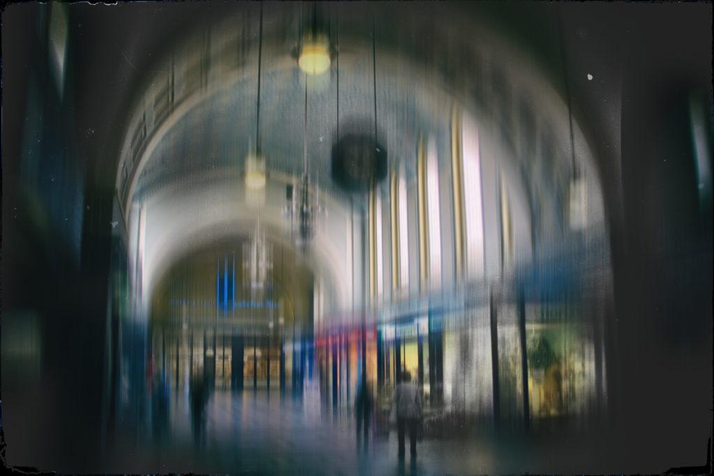 Bahnhof - Görlitz - digiART