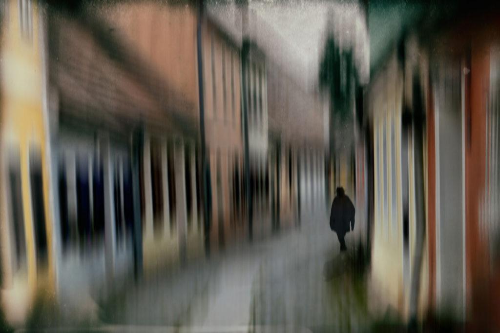 Spaziergang in Hoyerswerda - digiART