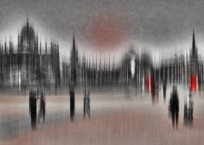 Neues Palais - Potsdam - digiART
